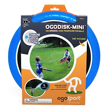 Ogo Sport Playground Equipment, Mini Sports Disks, 12 ,Size: small
