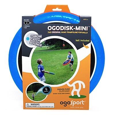 Ogo Sport Playground Equipment, Mini Sports Disks, 12