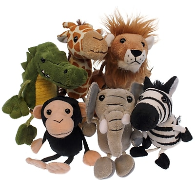 The Puppet Company, African Animals Finger Puppets