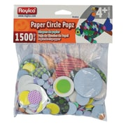 "Roylco® Paper Circle Popz, 2"", Assorted, 1500 Circles (R-15653)"