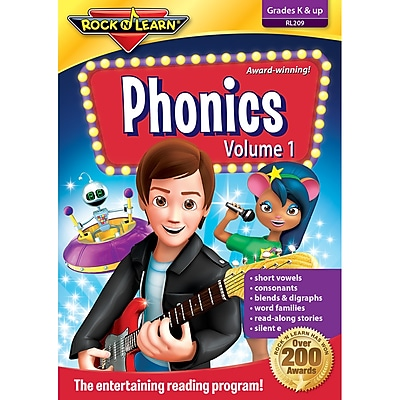 Phonics, Volume I DVD