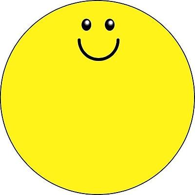 Shapes Etc Notepads, Large, Smile
