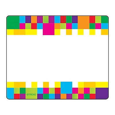 Pixels Terrific Labels,36/pack, 4.8