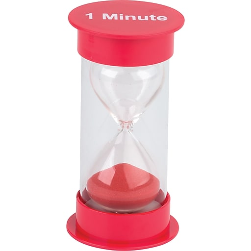 Teacher Created Resources 1 Minute Sand Timer, Medium (TCR20756)