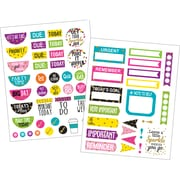 Teacher Created Resources® Confetti Stickers, Pack of 180 (TCR3589)
