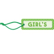 Teacher Created Resources Hall Passes, Polka Dots, Girls