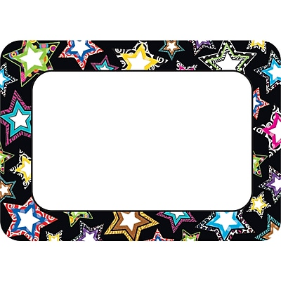 Teacher Created Resources® Fancy Stars Name Tags/Labels