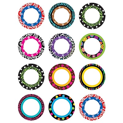 Teacher Created Resources® Fancy Circles Mini Accents