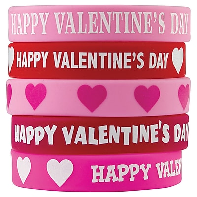 Teacher Created Resources Happy Valentine's Day Wristband (TCR6564)