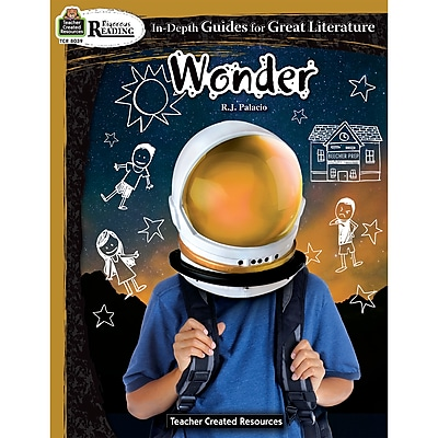 Teacher Created Resources Rigorous Reading: Wonder (TCR8039)