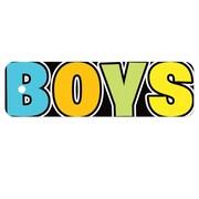 Top Notch Teacher Products® Plastic Boys Hall Pass, Neon Black, Bundle of 3 (TOP10156)