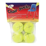 Pencil Grip™ Chair Socks, 4 Ct. Polybag
