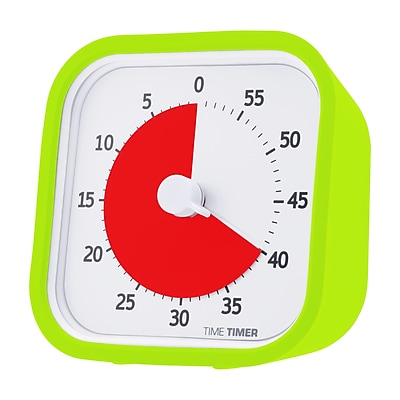 Time Timer MOD®, Lime Green (TTMM9GR)