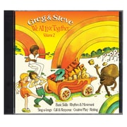Youngheart Music Greg and Steve We All Live Together CD, Version 2, 2 EA/BD