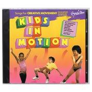 Greg & Steve CDs, Kids in Motion