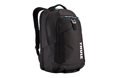 "Thule Crossover, 15.6"" Laptop Backpack, Black (3201991)"