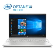 "HP Pavilion 15-cs0064st, 15.6"", Intel® Core™ i7-8550U, 8GB DDR4 and 16 GB Optane, 1TB SATA, Win 10 Home (15-CS0064ST)"