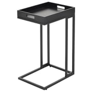 Whi C-Style Table With Lift Off Tray