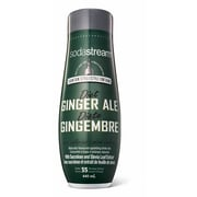 SodaStream® Diet Ginger Ale Flavoured Syrup, 500mL