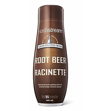 SodaStream® – Sirop à saveur racinette, 500 ml