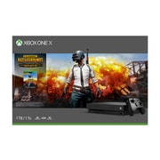 Console XBox One X 1 To, édition PUBG