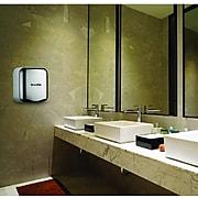 Alpine Industries Hemlock 400-10-CHR Automatic Hand Dryer, Chrome