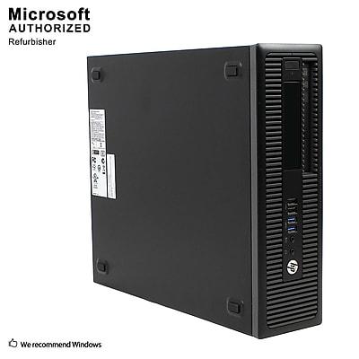 HP EliteDesk 600 G2 Small Form Factor Refurbished Desktop Computer (S18VFTHPDT00P12)