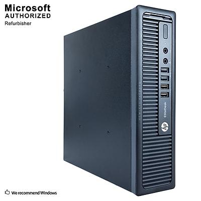 HP EliteDesk 800 G1 Ultra-slim Desktop, Refurbished (S18VFTHPDT00P17)