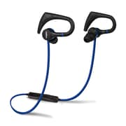 Veho ZB-1 Wireless Bluetooth Sport Hook Earbuds, Blue/Black (VEP-007-ZB1)