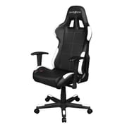 DXRacer FD99 Formula Series Gaming Chair, Black/White (OH/FD99/NW)