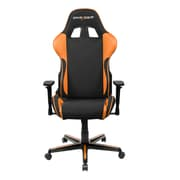 DXRacer FH11 Formula Series Gaming Chair, Black/Orange (OH/FH11/NO)
