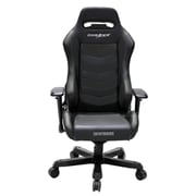 DXRacer IS166 Iron Series Gaming Chair, Black (OH/IS166/N)
