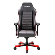 DXRacer IS188 Iron Series Gaming Chair, Black/Red (OH/IS188/NR)