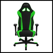 DXRacer® RW106 Racing Series Gaming Chair, Green (OH/RW106/NE)