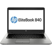 "HP Refurbished 840 G1 KIT-HP-58353 14"" Notebook, 1.6 GHz Core i5 4200U, 320 GB HDD, 4 GB RAM, Windows 10 Professional"