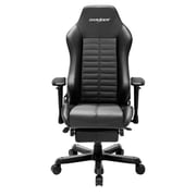DXRacer IS133 Iron Series Gaming Chair,with Footrest, Black (OH/IS133/N/FT)