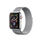 [PRESALE] Apple Watch Series 4, GPS + Cellular, Stainless Steel Case with Milanese Loop