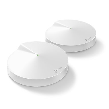 TP-Link - AC2200 Système Wi-Fi domestique à mailles intelligentes, paq./2 (Deco M9 Plus)