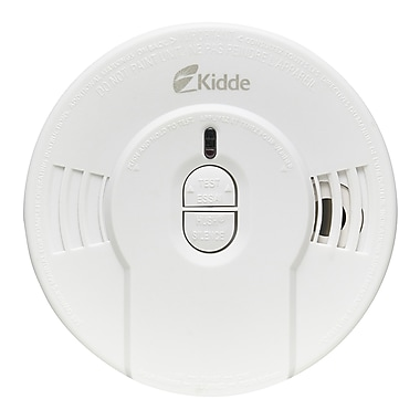Kidde 10-Year Battery Worry-Free Ionization Smoke Alarm (I9010CA)