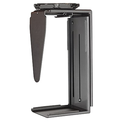 Bush Business Furniture CPU Holder, Black (AC99820-03)