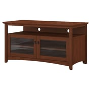 Bush Furniture Buena Vista TV Stand, Serene Cherry (MY13646A-03)