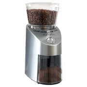 Capresso Infinity Conical Burr Grinder, Stainless Steel Finish