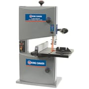 """King Canada 9"""" Wood Bandsaw with Laser"""