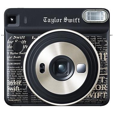 Fujifilm Instax SQUARE SQ6, Taylor Swift Edition, Black/Gold