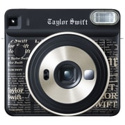 Fujifilm – Appareil photo Instax SQUARE SQ6, édition Taylor Swift, noir/or
