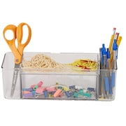 Mind Reader Cabinet and Pantry Organizer, Clear (CABINORG-CLR)