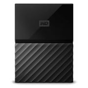 Western Digital® - Disque dur externe My Passport USB 3.0, 2 To, noir (WDBS4B0020BBK-WESN)
