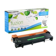 fuzion Compatible Brother TN630 Black Toner Cartridge, Standard Yield