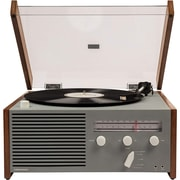 Crosley CR6033A-GY Otto 4 In 1 Turntable with Bluetooth and Pitch Control