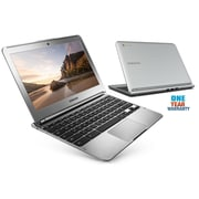 SAMSUNG Refurbished 11.6-inch CHROMEBOOK XE303, 1.7 GHz Samsung Exynos, 16 GB eMMC, 2 GB DDR3, Chrome OS